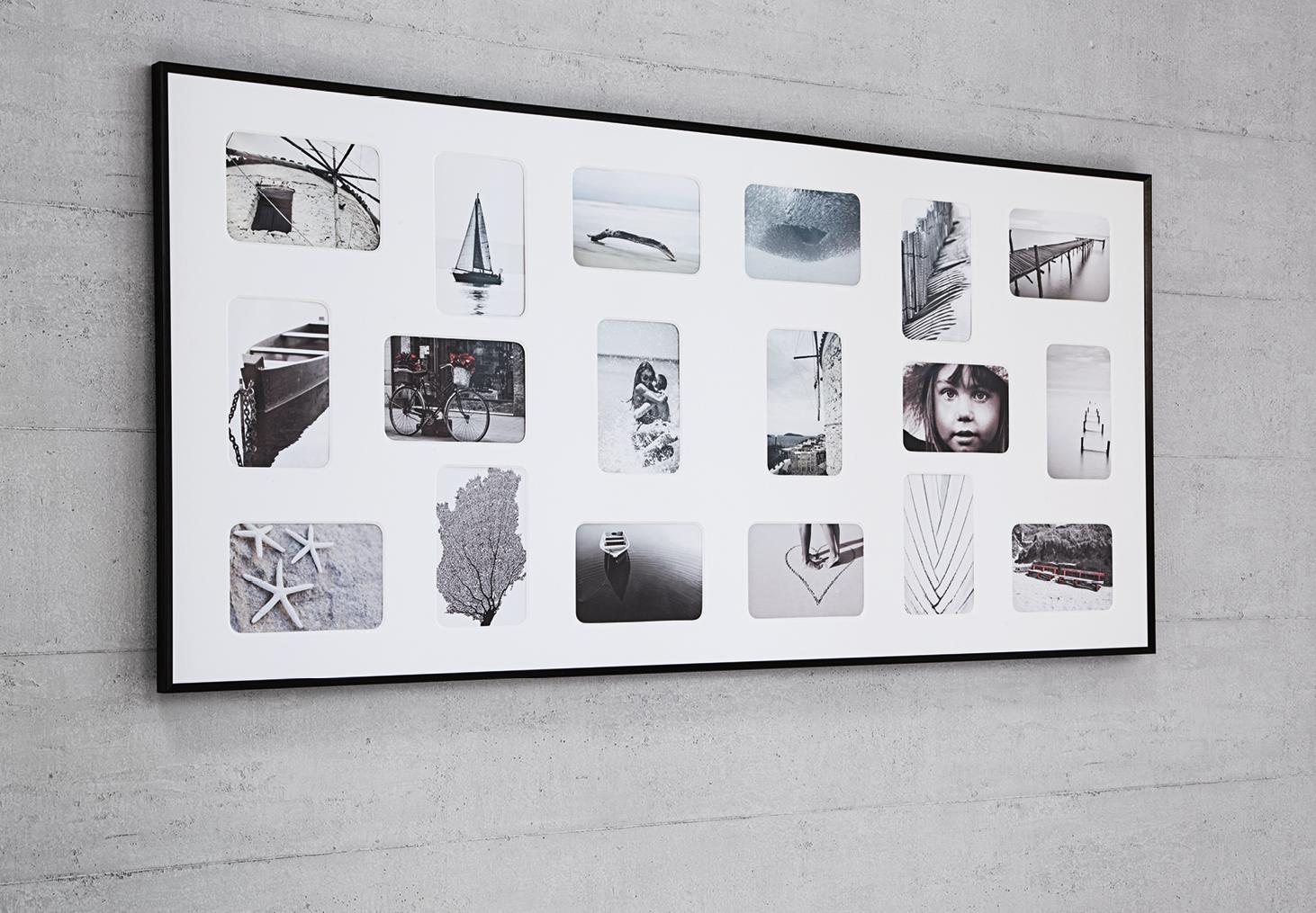 Pixel › Aluminium › Bilderrahmen › Produkte › Nielsen