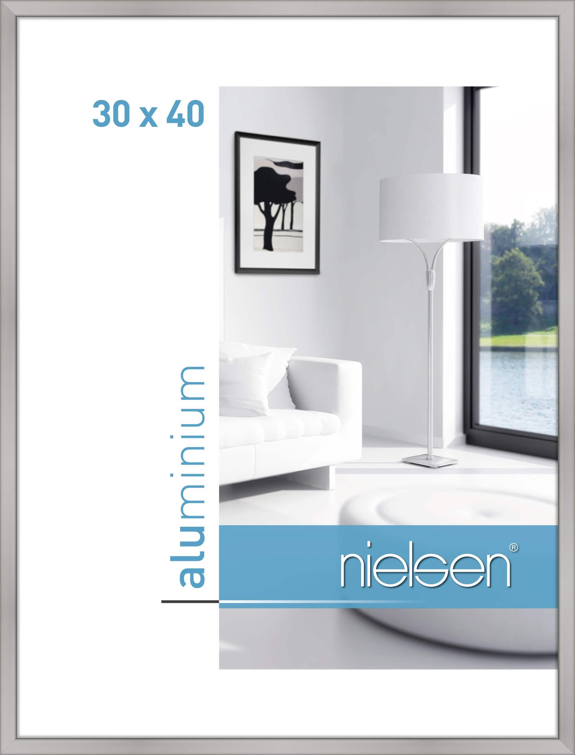 Classic › Aluminium › Picture frames › Products › Nielsen